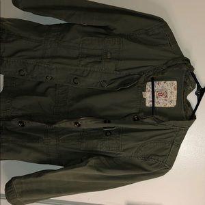 Decree Military jacket